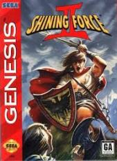 shining force 2 cover